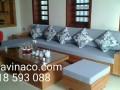 Bộ đệm ghế gỗ được đặt làm ở Thanh Hóa