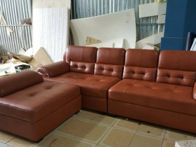 Bọc ghế sofa da thật tại Hà Nội