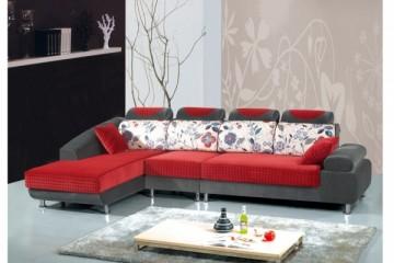 Chọn vải bọc ghế sofa phù hợp cho không gian nội thất