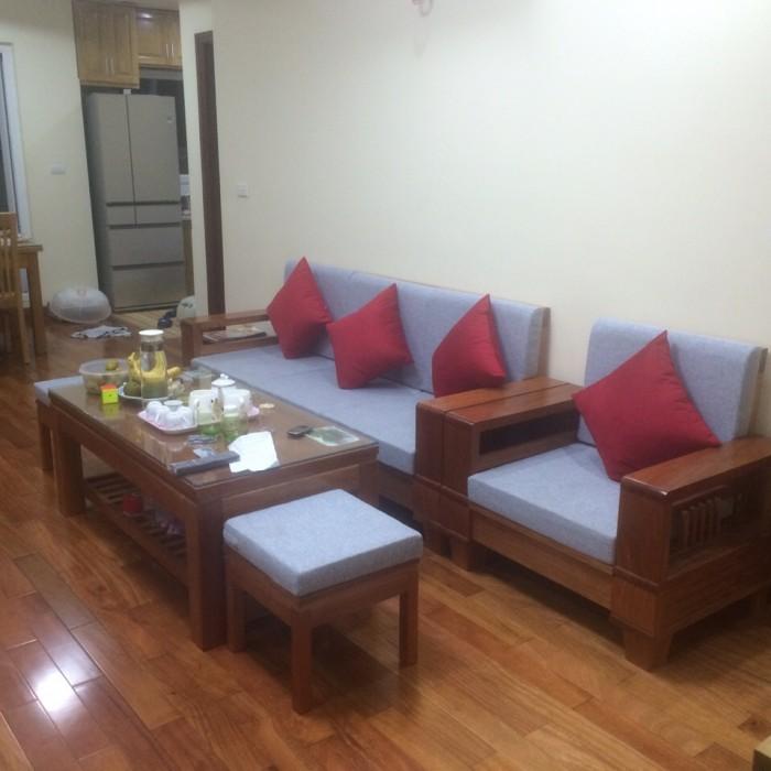 Bộ đệm ghế làm cho gia đình sống tại Hoàng Quốc Việt