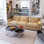 Mẹo chọn sofa phù hợp với phòng khách nhỏ