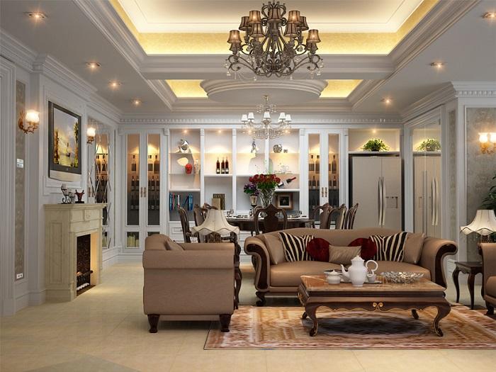 Mẹo hay giúp bạn thiết kế nội thất sofa mang lại may mắn