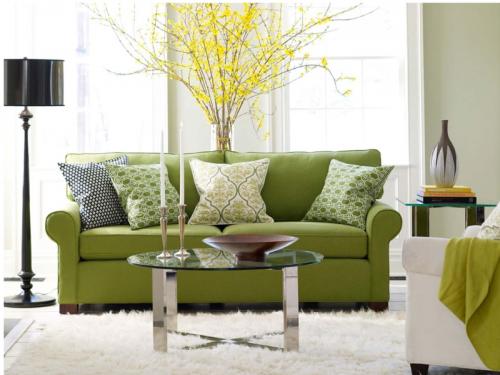 Bọc ghế sofa với nhiều chất liệu khác nhau