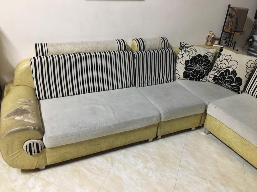 Bộ ghế sofa cũ tại phường Bồ Đề