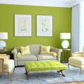 Màu sắc tươi sáng làm tăng diện tích phòng nhỏ