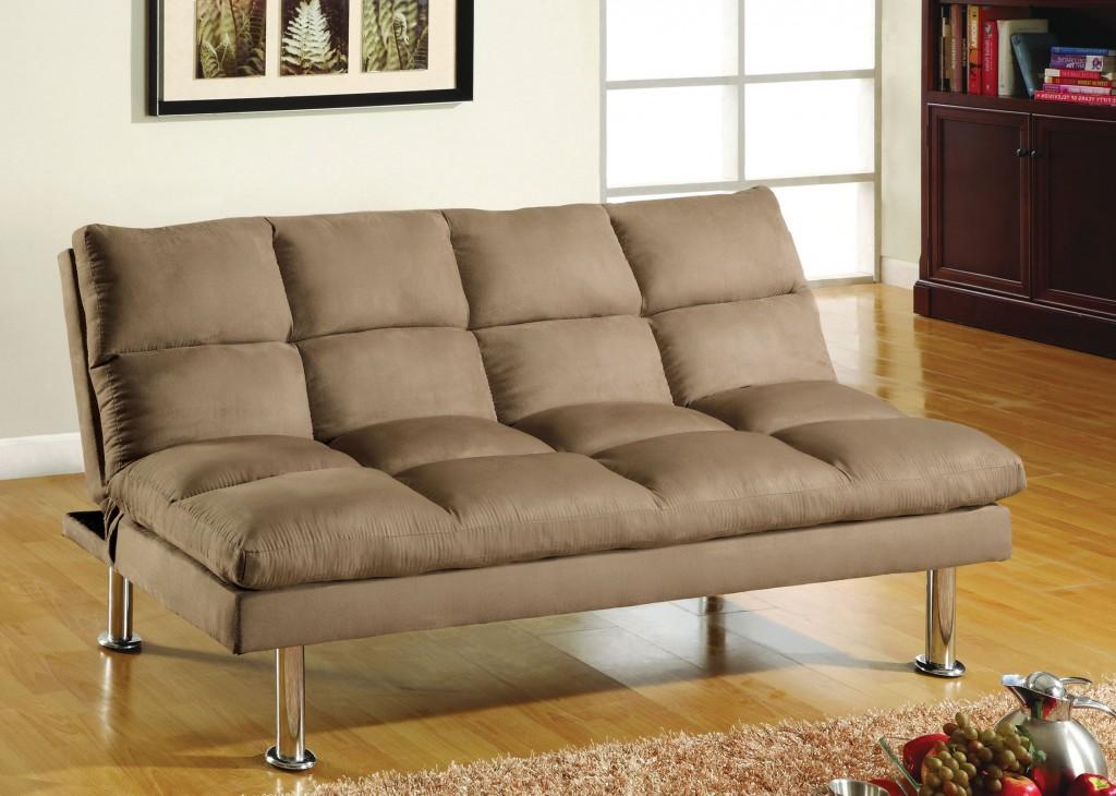 Ghế sofa giường tiện dụng dành cho nhà có diện tích nhỏ