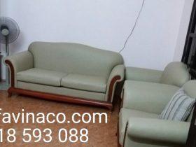 Dịch vụ bọc ghế sofa của Vinaco đã làm mới bộ ghế