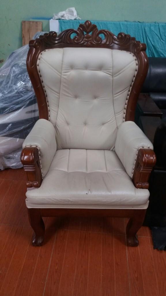 Bọc lại chiếc ghế giám đốc ở Thanh Tra Chính Phủ