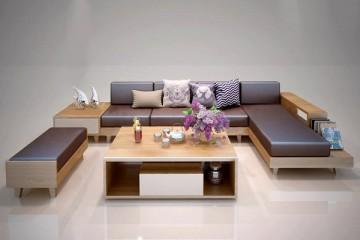 Những ưu điểm vượt trội khi sử dụng dịch vụ bọc đệm cho gế sofa gỗ