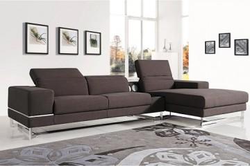 Giải đáp thắc mắc: Nên mua sofa nỉ hay da?