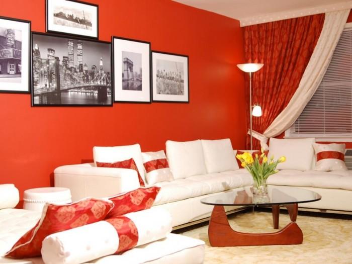 Màu đỏ nóng bỏng giúp tăng nhiệt tốt
