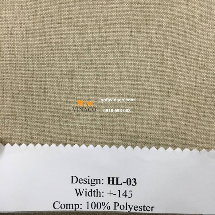Mã vải HL-