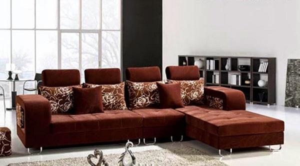 Cách chọn bọc lại ghế sofa nỉ