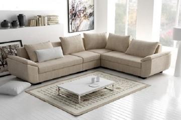 Đặc điểm của ghế sofa bọc chất liệu nỉ