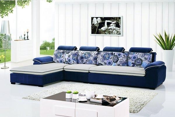 Mẹo nhỏ chon vải bọc sofa bền và đẹp