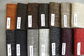Những mẫu vải sợi bọc ghế sofa hot nhất trên thị trường hiện nay