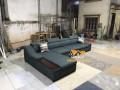 Tuy nhìn khá giống hình 3D nhưng bộ ghế này là một bộ ghế sofa thực sự