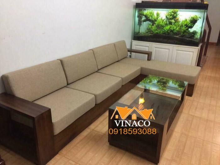 Bộ đệm ghế đã làm xong và giao đến Nguyễn Phong Sắc