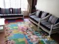 Bộ vỏ đệm ghế hai màu mới hoàn thành cho gia đình sống tại Văn Khê Hà Đông
