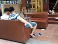 Dịch vụ bọc ghế sofa cho quán cafe