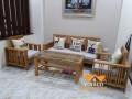 Làm đệm ghế gỗ giá rẻ theo yêu cầu