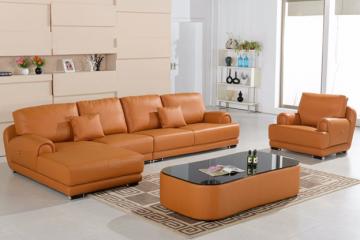 Sức hút của những bộ ghế sofa da được bọc mới