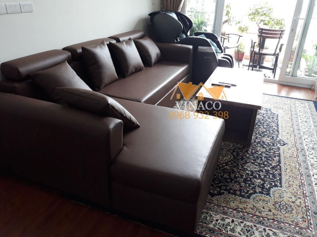 Dịch vụ bọc ghế chất lượng cao của Vinaco đã thay đổi hoàn toàn bộ ghế