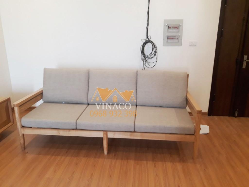 Đệm ghế gỗ dành cho bộ ghế nan thưa của chi Giang