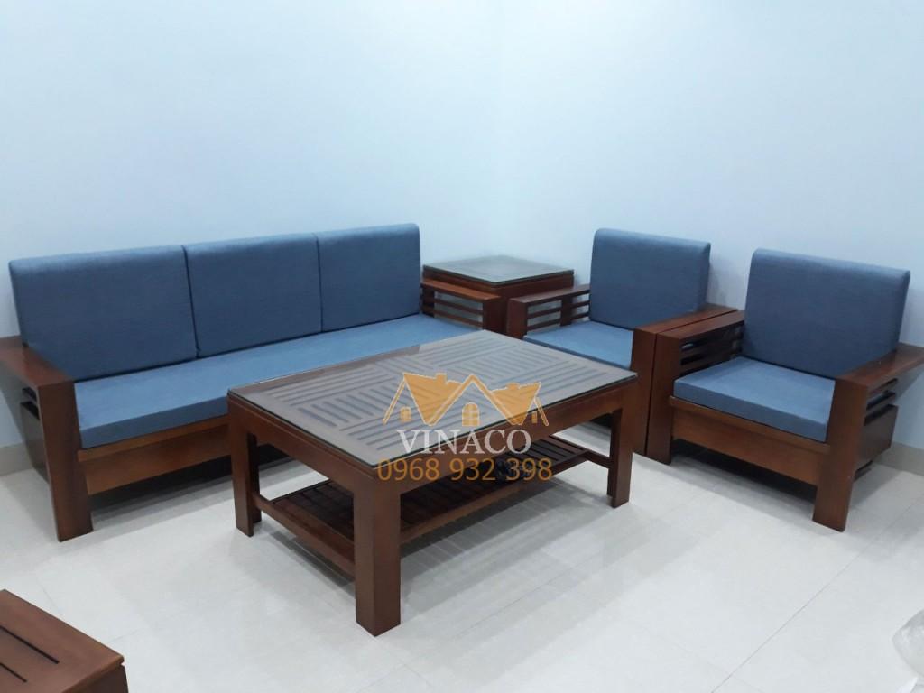 Dịch vụ làm đệm ghế theo kích thước và theo yêu cầu của Vinaco