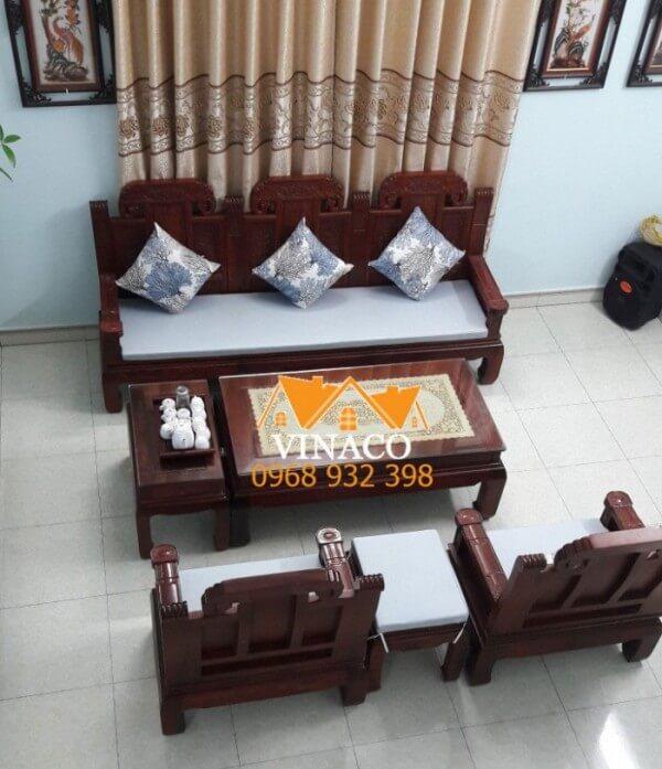 Dịch vụ làm đệm ghế theo kích thước tại Thanh Hóa