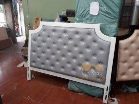 Dịch vụ bọc đệm đầu giường của Vinaco