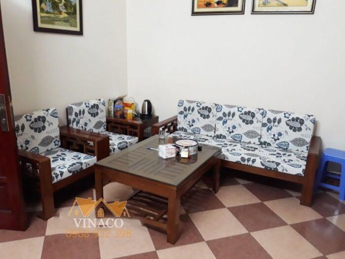 Bộ đệm ghế tại Ba Đình, Hà Nội