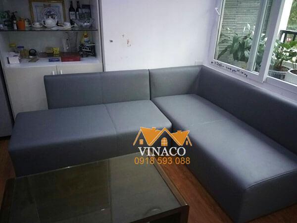 Dịch vụ bọc ghế sofa tại Hà Đông với chất lượng tốt nhất và giá cả phải chăng