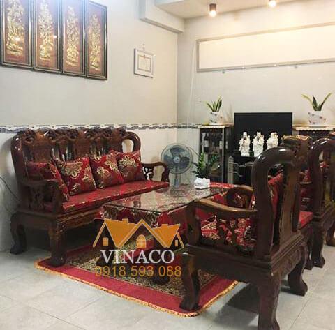 Vinaco chuyên nhận làm nệm ghế tại An Giang với giá cả tốt nhất hiện nay