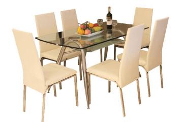 Bọc ghế bàn ăn – tạo cảm giác thoải mái cho từng bữa ăn