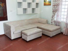 Bọc ghế nỉ chất lượng cao cùng Vinaco