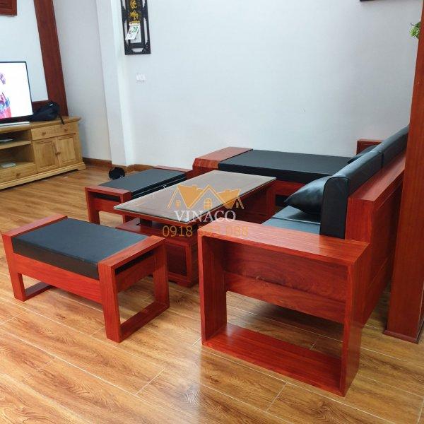 Dịch vụ làm đệm ghế da theo kích thước tại Hoàn Kiếm