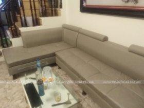 Dịch vụ bọc lại ghế sofa của Vinaco tân trang mọi loại ghế sofa