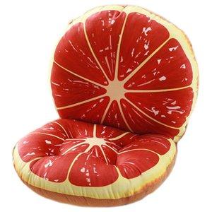 Mẫu ghế ngồi bệt hình quả cam cắt đôi căng mọng