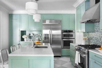 Màu sắc tốt nhất dành cho căn bếp nhà bạn