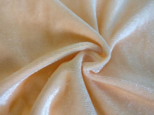 Vải nhung có các lông ngắn ấp áp
