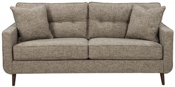 Ghế sofa được bọc bằng vải sợi gai