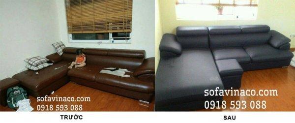 Đánh giá công trình bọc ghế sofa để biết thêm về chất lượng của cơ sở bọc ghế