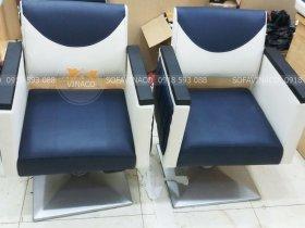 Công trình bọc lại ghế cắt tóc tại Trần Kim Xuyến, Yên Hòa