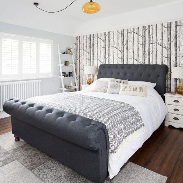 Chọn một chiếc giường đẹp và thoải mái cho phòng ngủ của bạn