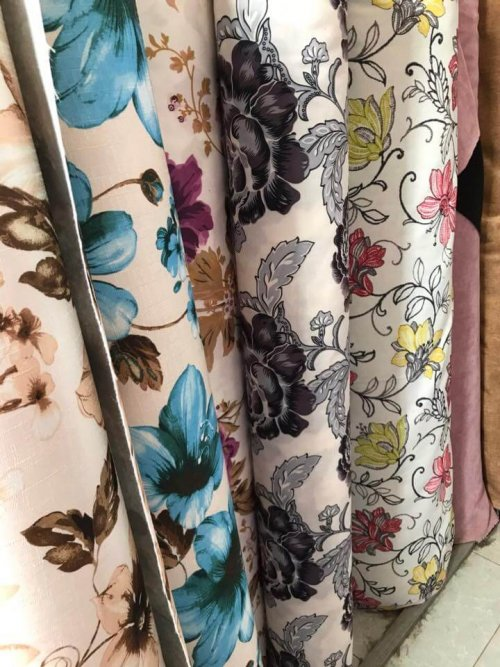 Kho vải hoa đẹp của Vinaco