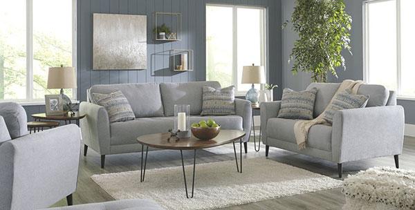 Kích thước bộ sofa phòng khách quá lớn hay quá nhỏ đều là điều không nên