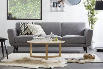 """Cách chọn nội thất sofa """"chuẩn không cần chỉnh"""" cho từng kiểu phòng khách"""