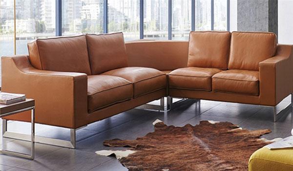 Nên chọn ghế sofa có kích cỡ phù hợp với tổng thể của văn phòng