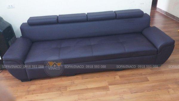 Chất da công nghiệp bọc ghế có chất lượng rất tốt, độ đàn hồi cao